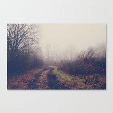 lead me on Canvas Print