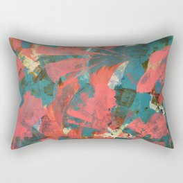 EBD ABSTRACT 6 Rectangular Pillow