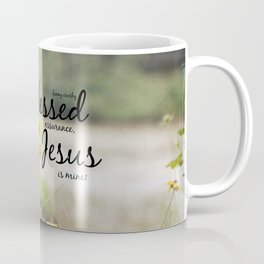 Blessed Assurance Coffee Mug