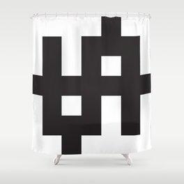 A/A - Mark Shower Curtain