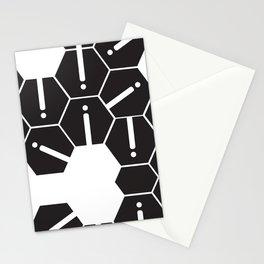 Hexgrid Stationery Cards