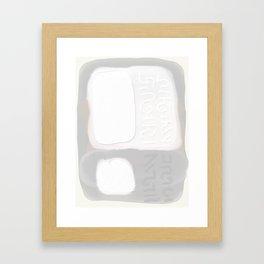 Greystone Framed Art Print