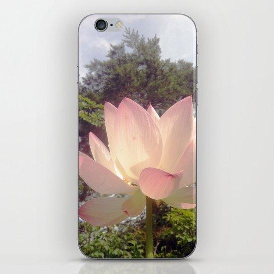Lotus 2 iPhone & iPod Skin