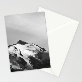 Shining Snowcap Stationery Cards