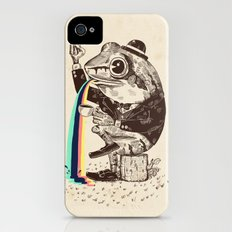 Strange Frog Slim Case iPhone (4, 4s)