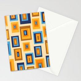 Mod Box, light Stationery Cards