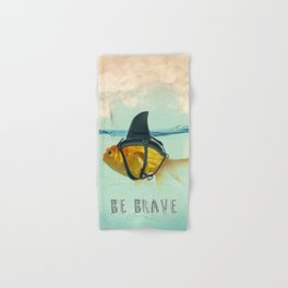 Be Brave - Brilliant Disguise Hand & Bath Towel