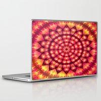hippie Laptop & iPad Skins featuring Hippie Star by NatalieCatLee