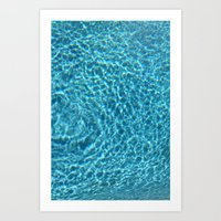 pool Art Prints featuring Pool by Manuel Estrela 113 Art Miami