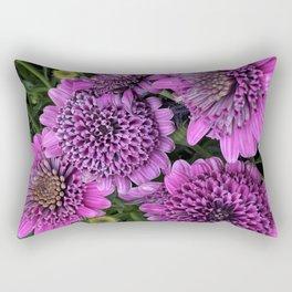 Spring Beauties Rectangular Pillow