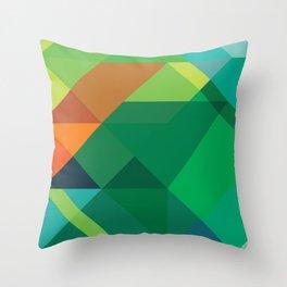 Minimal/Maximal 3 Throw Pillow