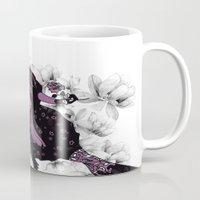 baroque Mugs featuring Baroque by ESZAdesign™