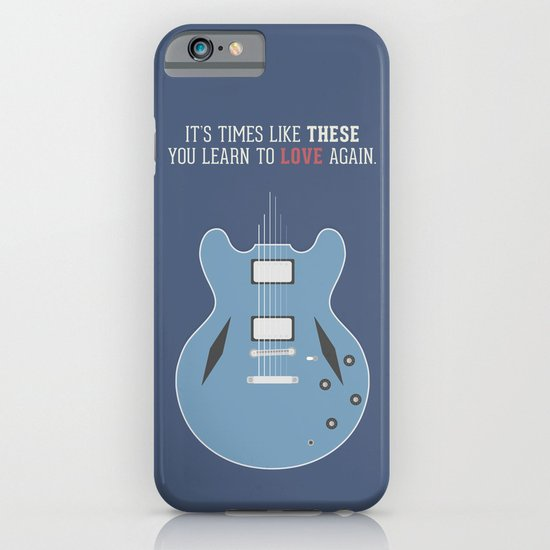 Like These Times iPhone & iPod Case