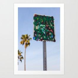Venice Beach I Art Print
