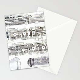 Hautbois Stationery Cards