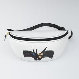 Wings of Fire - Dragon Flame Fanny Pack