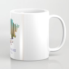 El Yunque National Forest, Puerto Rico Coffee Mug