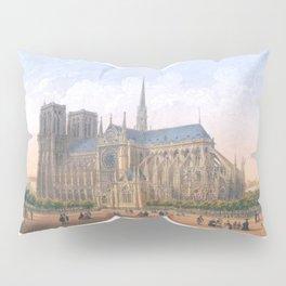 Paris Wall Art french antique Paris Bedroom Decor Paris art print Paris Decor office decoration vint Pillow Sham