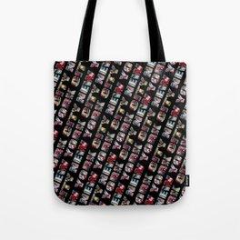 New York City (typography) Tote Bag