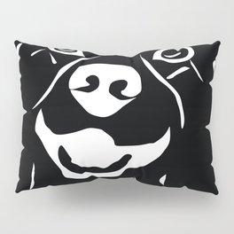 Lovely Dog Pillow Sham