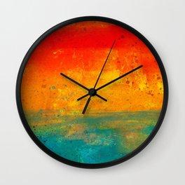 Sailor's Delight Wall Clock