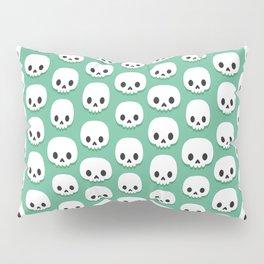 Cute skulls Pillow Sham