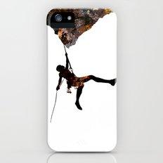 Rock Climbing  iPhone (5, 5s) Slim Case