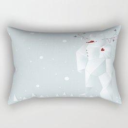 Winter Freez Rectangular Pillow