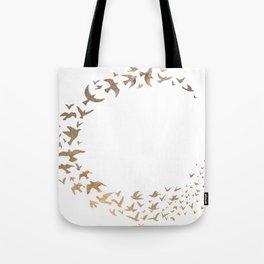 Starbirds Tote Bag