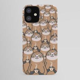 sloth-tastic! iPhone Case