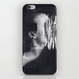 Detachment In A Dual Dream iPhone Skin