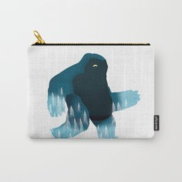 Yeti at Night Carry-All Pouch