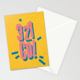 321 GO! Stationery Cards