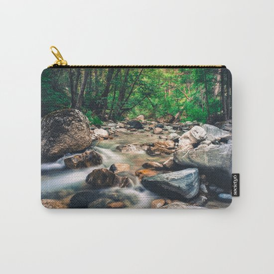 Endless Streams Carry-All Pouch