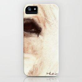 Caballo iPhone Case