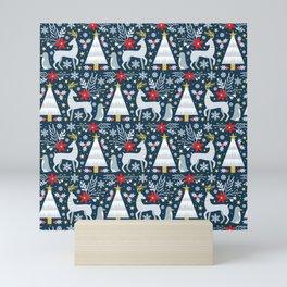 Winter Forest Mini Art Print