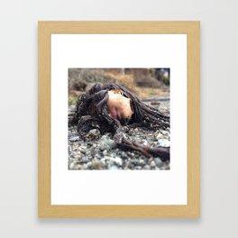 H3L73R 5K3LT3R - BARBIE Framed Art Print