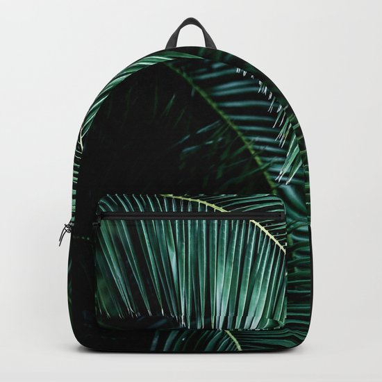 Palm Leaves 9 Backpack