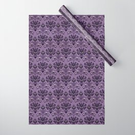 The Haunted Mansion Wrapping Paper