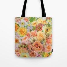 Summer Garden Tote Bag