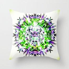 HASI Mandala Throw Pillow