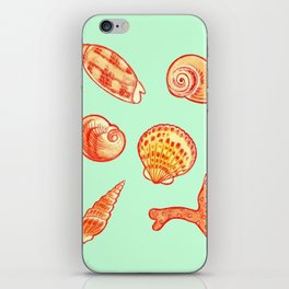 Shore Magic iPhone Skin