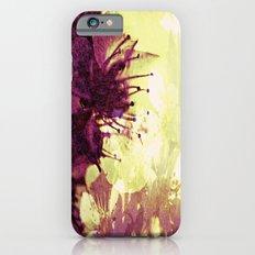 Circle of flowers iPhone 6s Slim Case