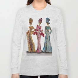 Sista Groove 2 Long Sleeve T-shirt
