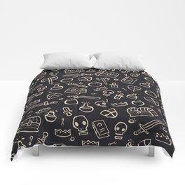 Dungeon Stuff Comforters