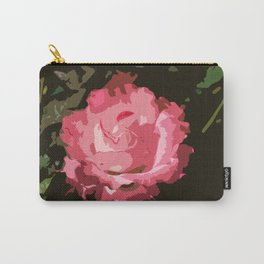 Rosegarden Rose Carry-All Pouch