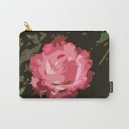 Rosegarden Rose Carry-All Pouch