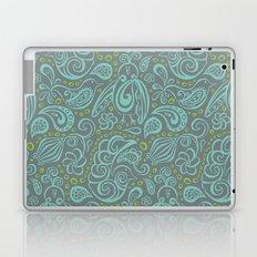 Festooned Feathered Friends Laptop & iPad Skin
