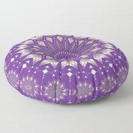 Ancestors (Purple) Floor Pillow