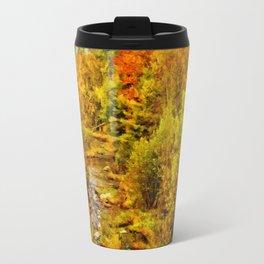 Autumn On The Ammonoosuc Travel Mug